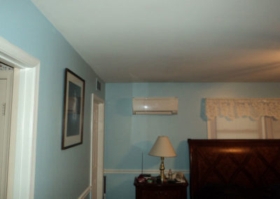 Mitsubishi Ductless Inside Unit