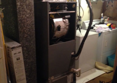 Old Air Handler